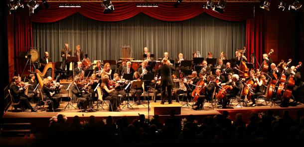 Das Kammerorchester Moosburg